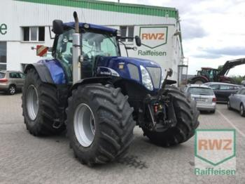 Tractor agricola New Holland t7070ac