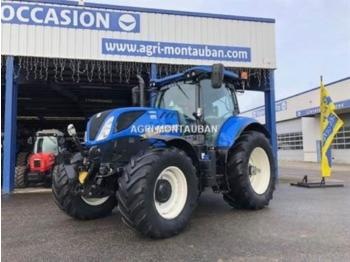 Tractor agricola New Holland t7.190
