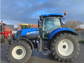 New Holland t7 200 - tractor agricola