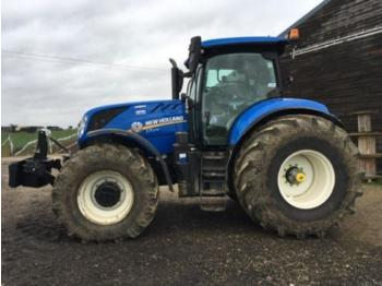 New Holland t7.270 ac gps - tractor agricola