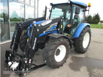 New Holland t 4.55 s - tractor agricola