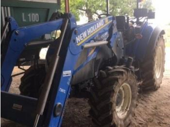 New Holland t 4.85 evo + chargeur - tractor agricola