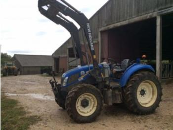 New Holland t 4.95 + batit - tractor agricola