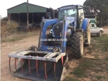 New Holland t 5.100 + chargeur - tractor agricola