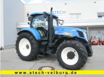 New Holland t 7050 ac - tractor agricola