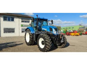New Holland t 7.200 - tractor agricola