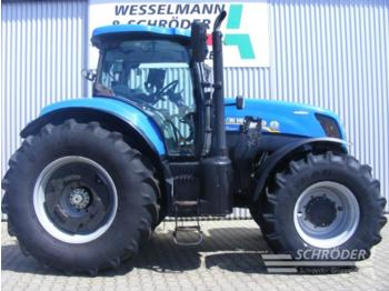 Tractor agricola New Holland t 7.220 autocommand