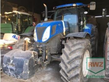 Tractor agricola New Holland t 7.270