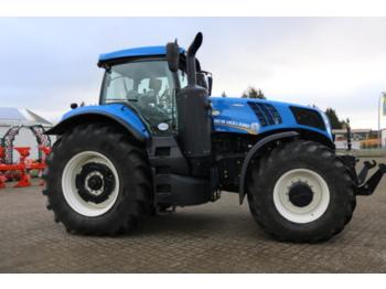 New Holland t 8.380 ac - tractor agricola