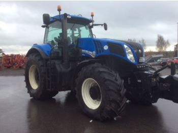 New Holland t 8.390 - tractor agricola
