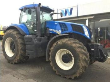 New Holland t 8.420 ac - tractor agricola