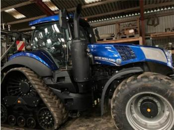 New Holland t 8.435 ac smart trax - tractor agricola