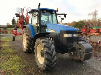 New Holland tracteur agricole tm130 new holland - tractor agricola