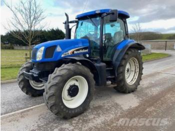 New Holland ts125a - tractor agricola