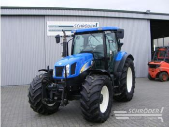 New Holland ts 135 a - tractor agricola