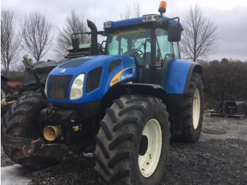 Tractor agricola New Holland tvt 195