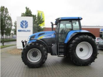 New Holland tvt 195 - tractor agricola