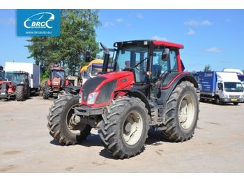 VALTRA N123 - tractor agricola