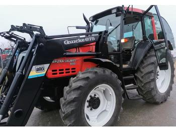 Valtra 8050 HiTech  - tractor agricola