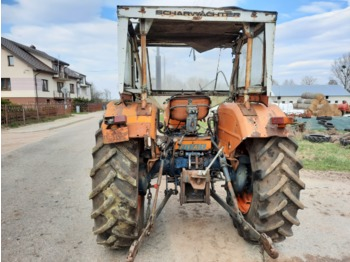 fiat 750-1 DTS - tractor agricola
