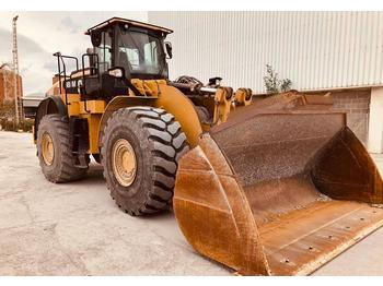 Cargadora de ruedas Caterpillar 980 M