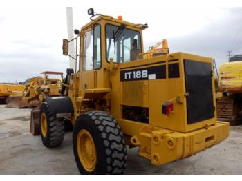 Cargadora de ruedas Caterpillar IT 18 B IT 18 B