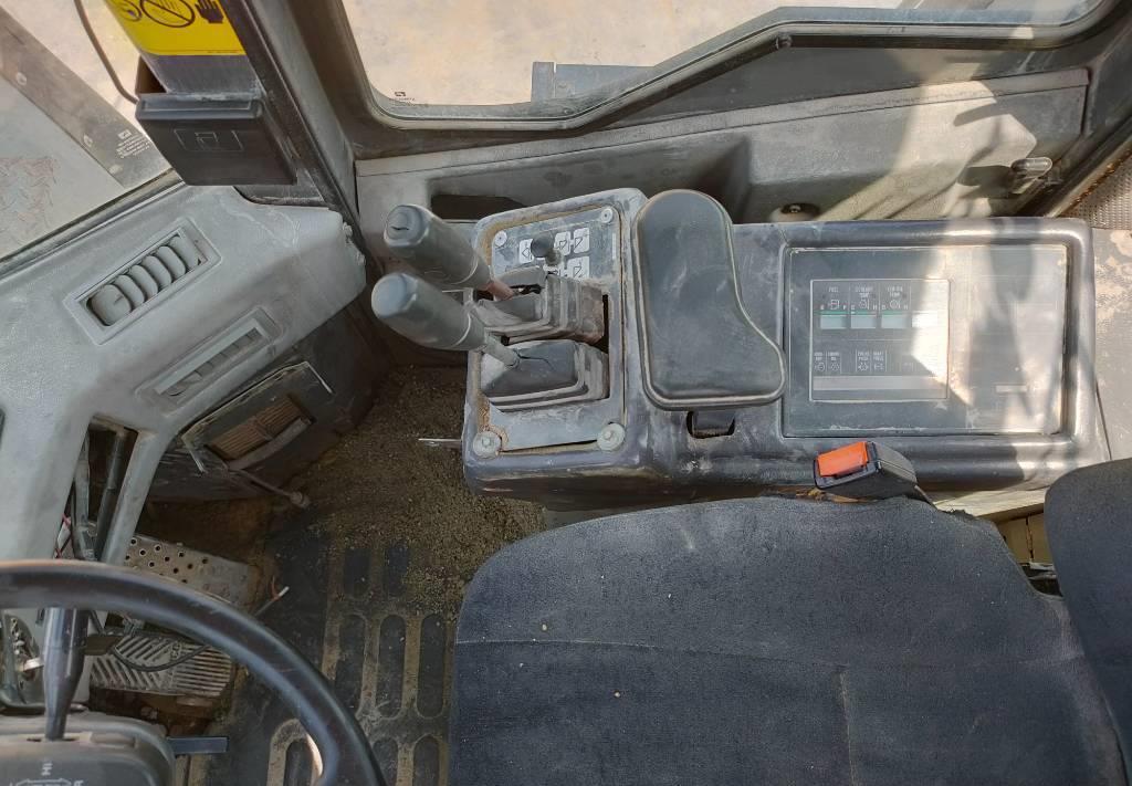 cargadora de ruedas Komatsu WA470-3H