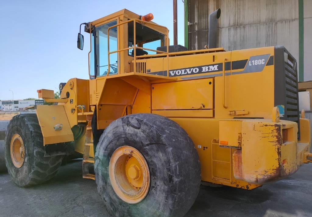 cargadora de ruedas Volvo L 180 C