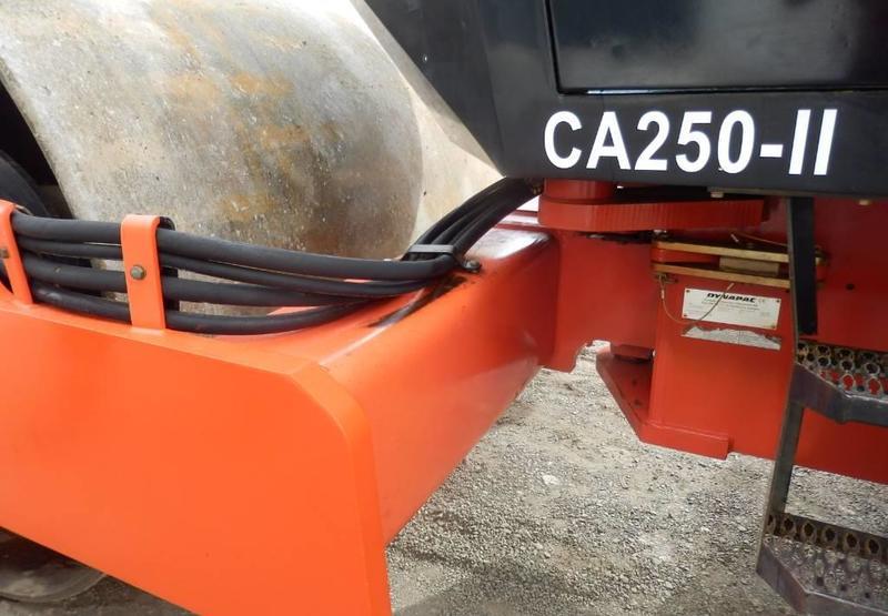 compactador Dynapac CA 250 D II