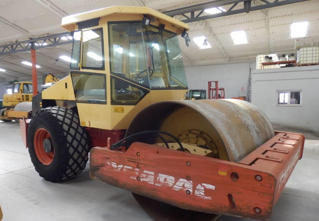 compactador Dynapac CA 280 D