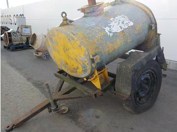 Single Axle Bunded Fuel Bowser - equipo de construcción