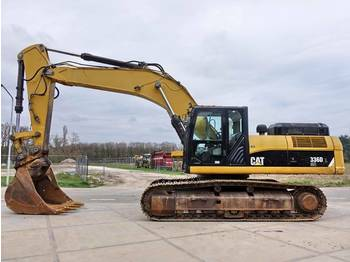CAT 336DL Good working condition  - excavadora de cadenas