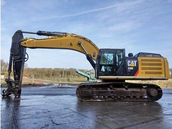 CAT 336E LH Hybrid / Dutch machine  - excavadora de cadenas