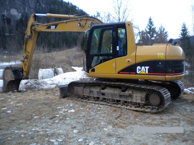 5e2156451ba Acerca de excavadora de cadenas Caterpillar 312 CL usado en venta ...
