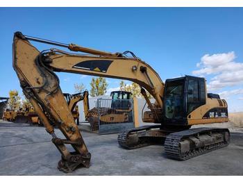 Excavadora de cadenas Caterpillar 320 C L