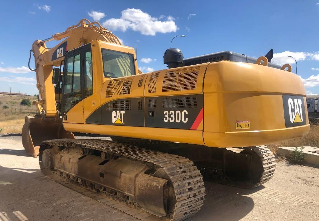 excavadora de cadenas Caterpillar 330 CL