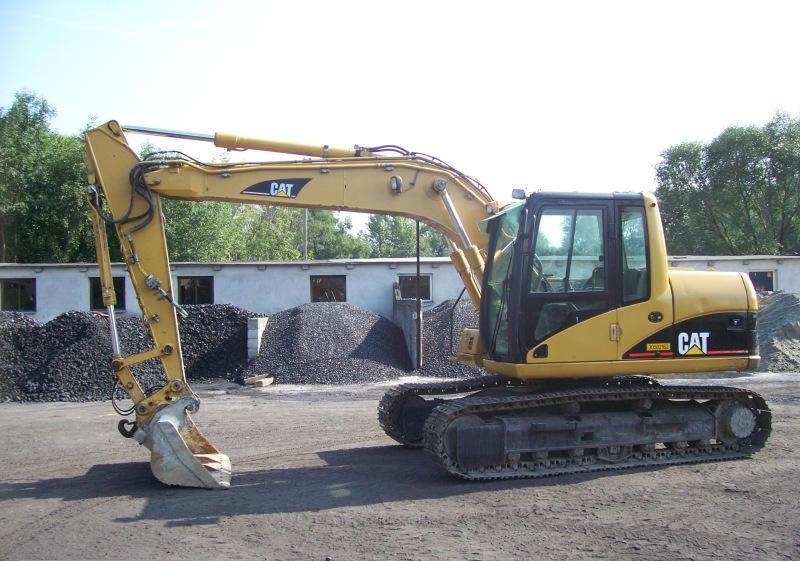 f29e03ca734 Información detallada excavadora de cadenas Caterpillar CATERPILLAR ...