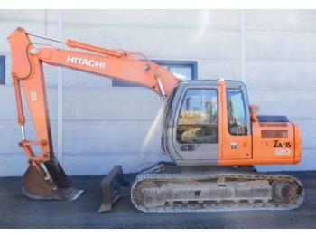Excavadora de cadenas Hitachi ZX 120