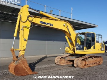 Excavadora de cadenas Komatsu PC200-8 Nice and clean condition