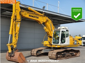 Excavadora de cadenas Komatsu PC240 LC -8K From first owner - all functions