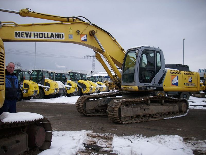 NEW HOLLAND E385B PDF