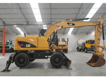 Excavadora de ruedas Caterpillar M 313 D
