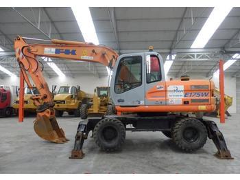 Excavadora de ruedas Fiat-Kobelco EX175W