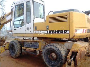 Excavadora de ruedas LIEBHERR A902 Litr.4P