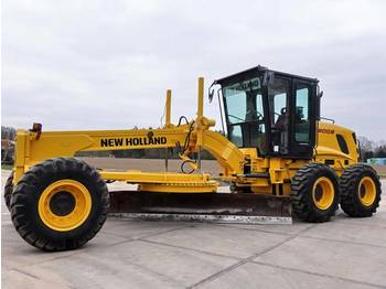 New Holland RG200B New tires / good working condition  - grader