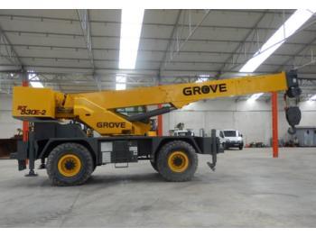 Grúa todoterreno Grove RT 530 E-2