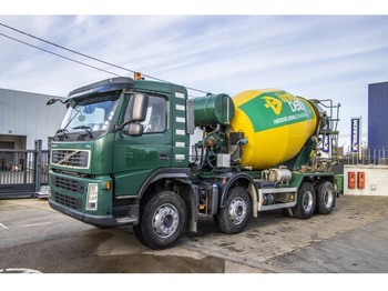 Volvo FM 440 + Manual + Big Axles - hormigonera