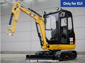 Miniexcavadora Caterpillar 301.7D CR New Unused - full warranty until 22-02-2021