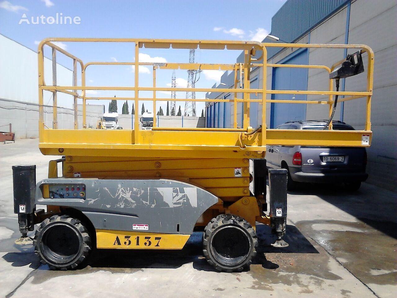 plataforma de tijeras HAULOTTE Compact 12 DX