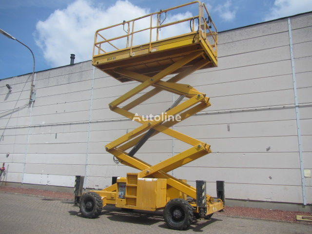 plataforma de tijeras HAULOTTE H 12 SX